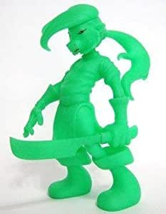SILVERMAIN GID GREEN Edition Vinyl Figure