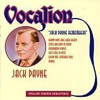 Jack Payne Remembers by Jack Payne (2000-01-11)