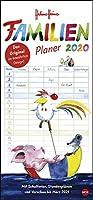 Helme Heine Familienplaner - Kalender 2020