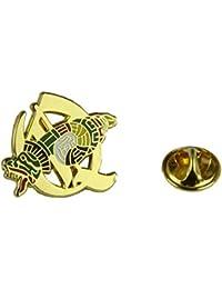 6030767のQ Order of QuetzalcoatlラペルピンFreemasonry Masonic神社Shriner