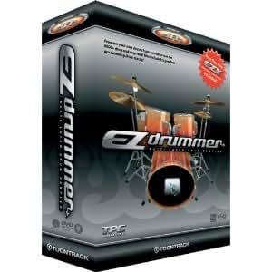 ◆ダウンロード版◆Toontrack EZ drummer ドラム音源◆直輸入品◆