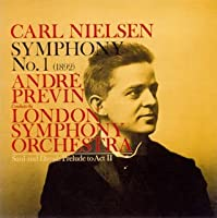 Nielsen:Symphony No.1 by Andre Previn (2007-08-22)