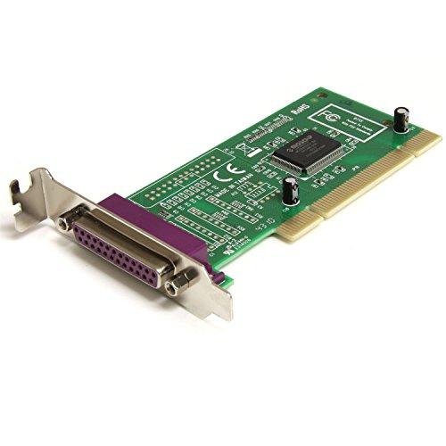 StarTech パラレル1ポート増設ロープロファイルPCIインターフェースカード PCI1P_LP 1個