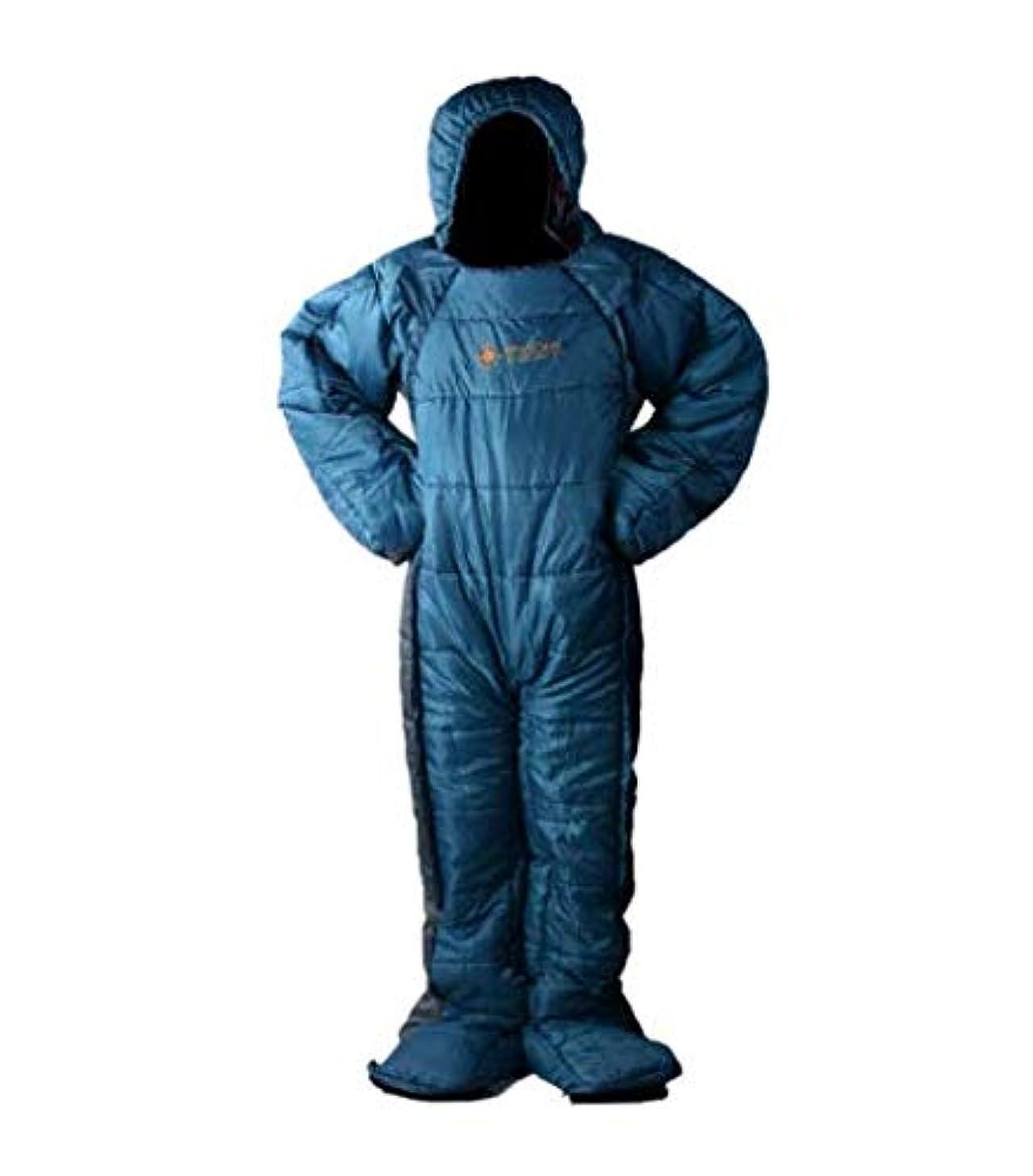 けがをするペインティング革命的人間の寝袋人間の寝袋は寝袋暖かい屋外のミイラの寝袋を伴う寝袋キャンプ寝袋を歩くことができます