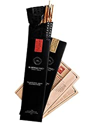 KARMAKAMET従来アジアIncense Sticks ( Vintage Amber香り)