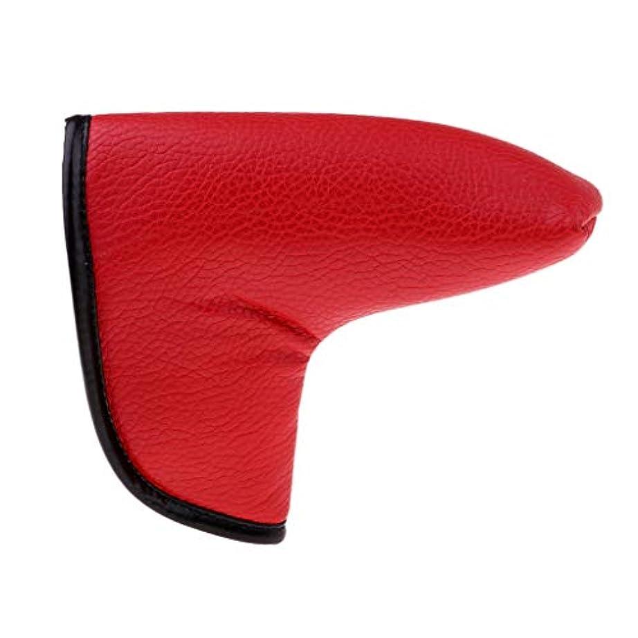義務的のために忍耐Sharplace ゴルフパターカバー ブレード型 ピンタイプ適用 ヘッドカバー 防水 PU
