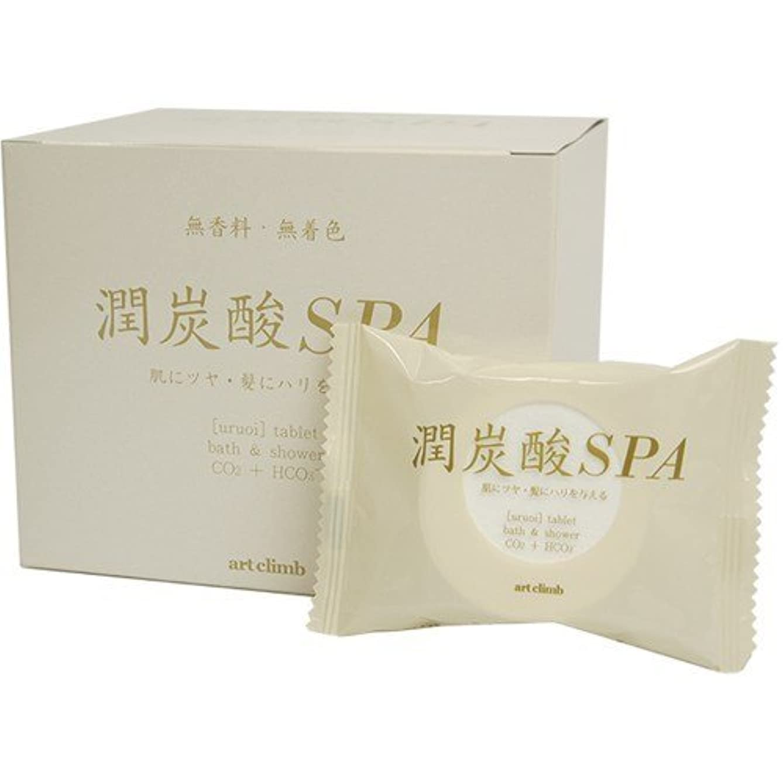 ぬれた梨マイク潤炭酸SPA BS (60g 10錠入り)