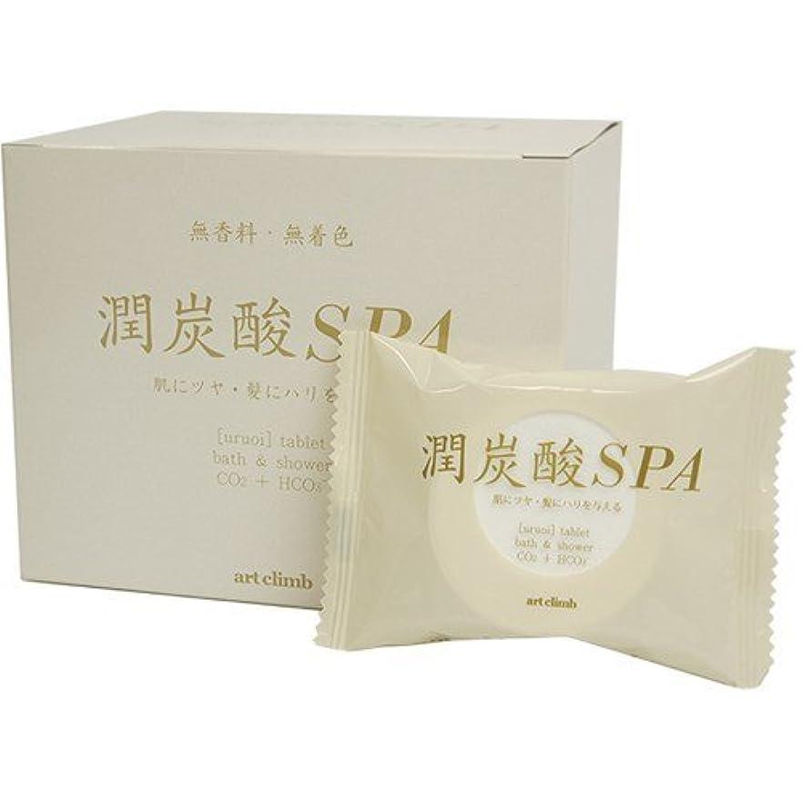潤炭酸SPA BS (60g 10錠入り)