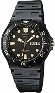 [カシオ]CASIO 腕時計 スタンダード MRW-81J-1ELJG メンズ