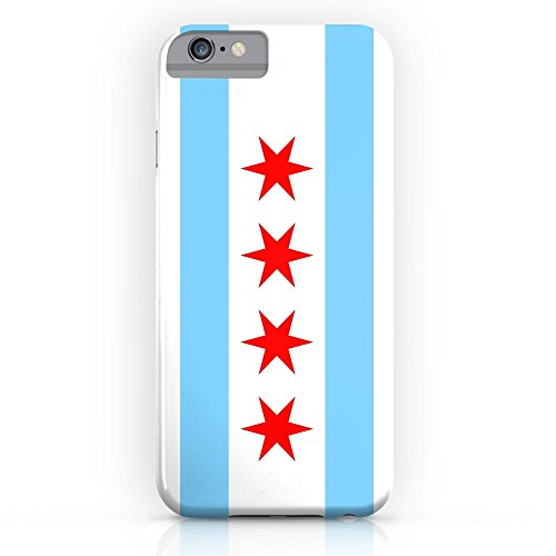Society6 Chicago Flag Slim Case iPhone 7