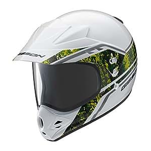 ヤマハ(YAMAHA) バイクヘルメット オフロード YX-3 GIBSON Version-T2 M(57-58cm) グリーン 90791-1763M
