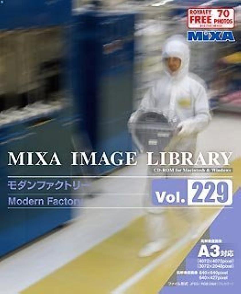 の間で骨変形MIXA IMAGE LIBRARY Vol.229 モダンファクトリー