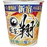 サンヨー食品 麺屋翔 香彩鶏だし塩ラーメン 1箱(12入)