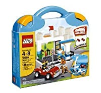 LEGO (LEGO) Bricks & More Blue Suitcase 10659 block toys (parallel import)
