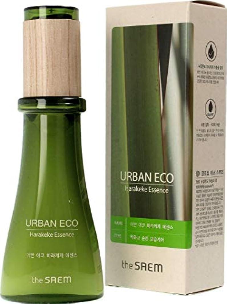 性格気性基本的なTHE SAEM ザセム アーバン エコ ハラケケ エッセンス Urban Eco Harakeke Essence 55ml 【高保湿 美容液 韓国コスメ】