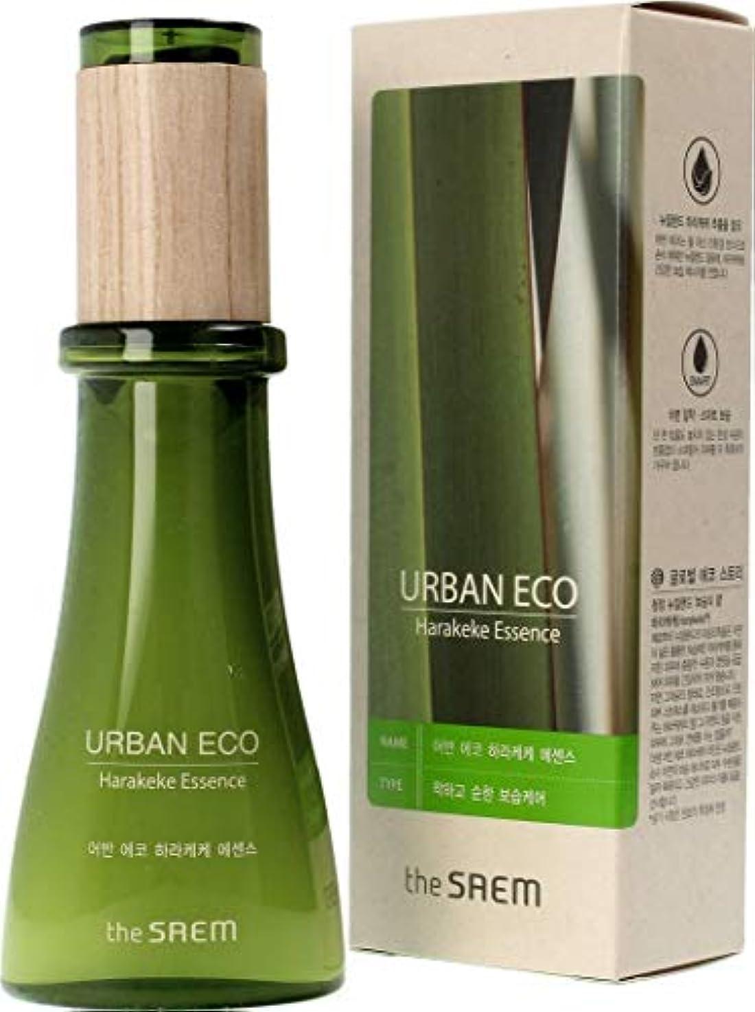 メトリック大騒ぎ闇THE SAEM ザセム アーバン エコ ハラケケ エッセンス Urban Eco Harakeke Essence 55ml 【高保湿 美容液 韓国コスメ】