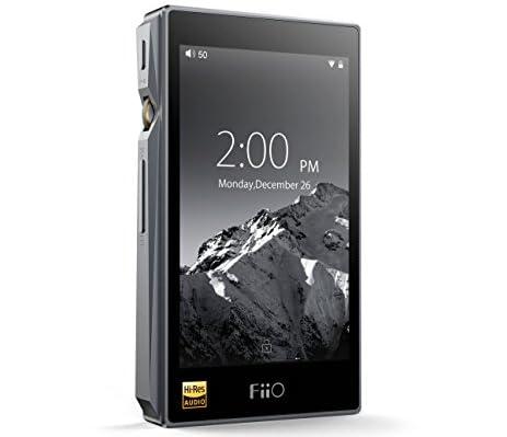 オヤイデ ハイレゾ・デジタルオーディオプレーヤー(チタニウム)32GBメモリ内蔵+外部メモリ対応FiiO X5 3rd generation FIIO-X5 3RD GENERATION TITAN