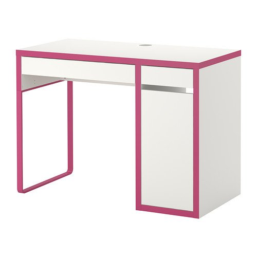 IKEA(イケア) MICKE ピンク