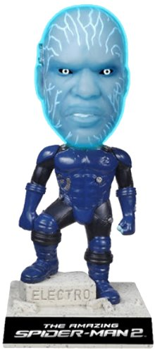 Funko Amazing Spider-Man2 Electro ファンコ アメイジング スパイダーマン2 エレクトロ Wacky Wobbler  [並行輸入品]