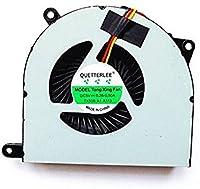 新しいノートパソコンCPU冷却ファンのためのMSI ms-1751ms-1753ms-1754ms-1755cr70fr700fx720シリーズ