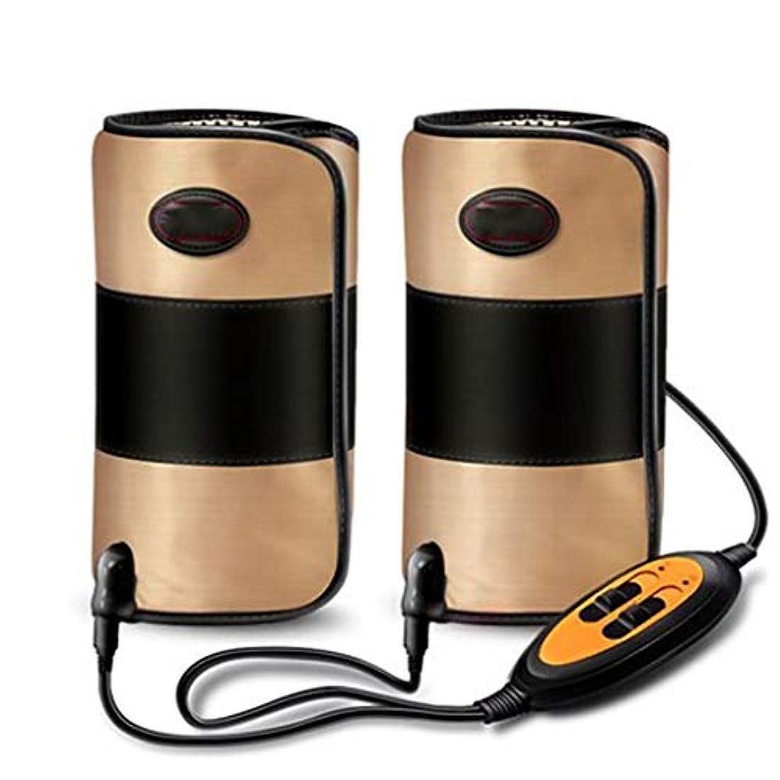 脱走ローマ人専門化する足の振動マッサージャー、手持ち型のコントローラーが付いている遠い赤外線マッサージャーの圧縮の足覆いのマッサージ療法