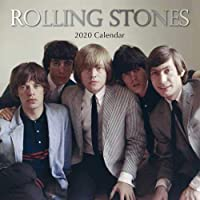 Rolling Stones: 2020 Square Wall Calendar