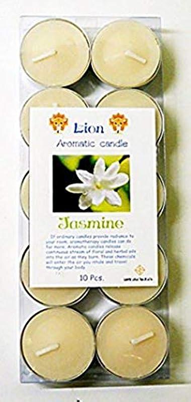 徐々に開梱追加するアロマキャンドル ジャスミン キャンドル