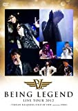 "LIVE DVD""BEING LEGEND"