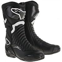 alpinestars(アルパインスターズ) バイクブーツ ブラック/ホワイト (EUR 40/25.5cm) SMX6ブーツ 3017 1691460140
