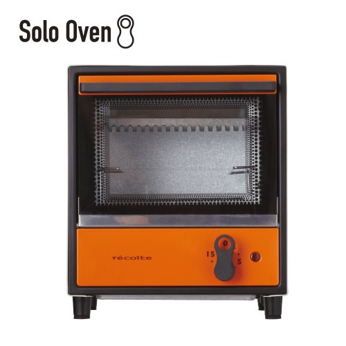recolte solo oven (ソロ オーブン) オレンジ RSO-1(OR)