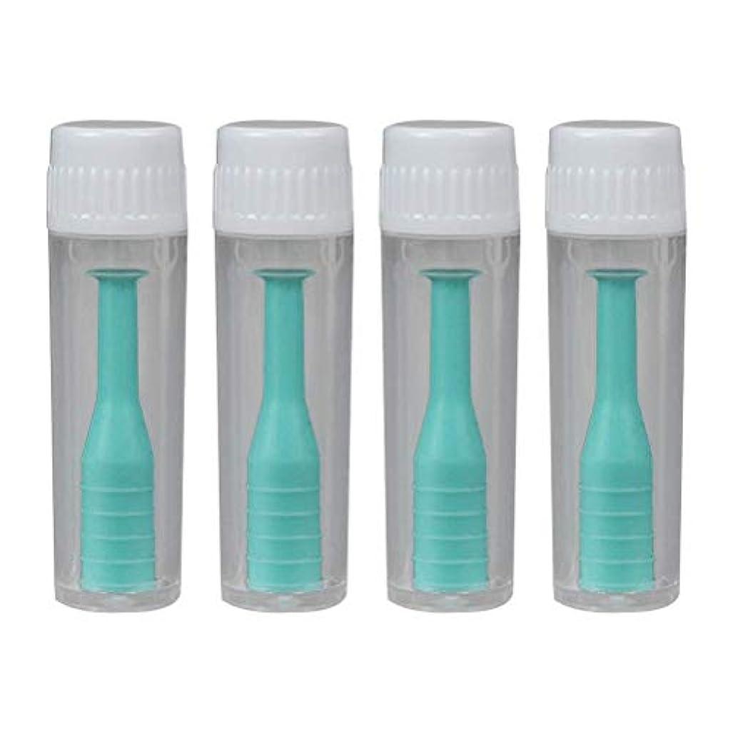 盟主体細胞自発的SALOCY コンタクトスポイトハードコンタクトレンズ 付け外し器具 コンタクトレンズ用 4個