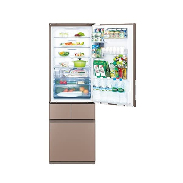 シャープ 冷蔵庫 スリムメガフリーザー プラズ...の紹介画像3