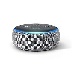Echo Dot  第3世代 - スマートスピーカー with Alexa、ヘザーグレー