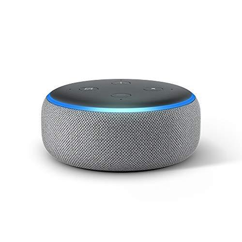 Echo Dot 第3世代 (Newモデル) - スマートスピーカー with Alexa、ヘザーグレー