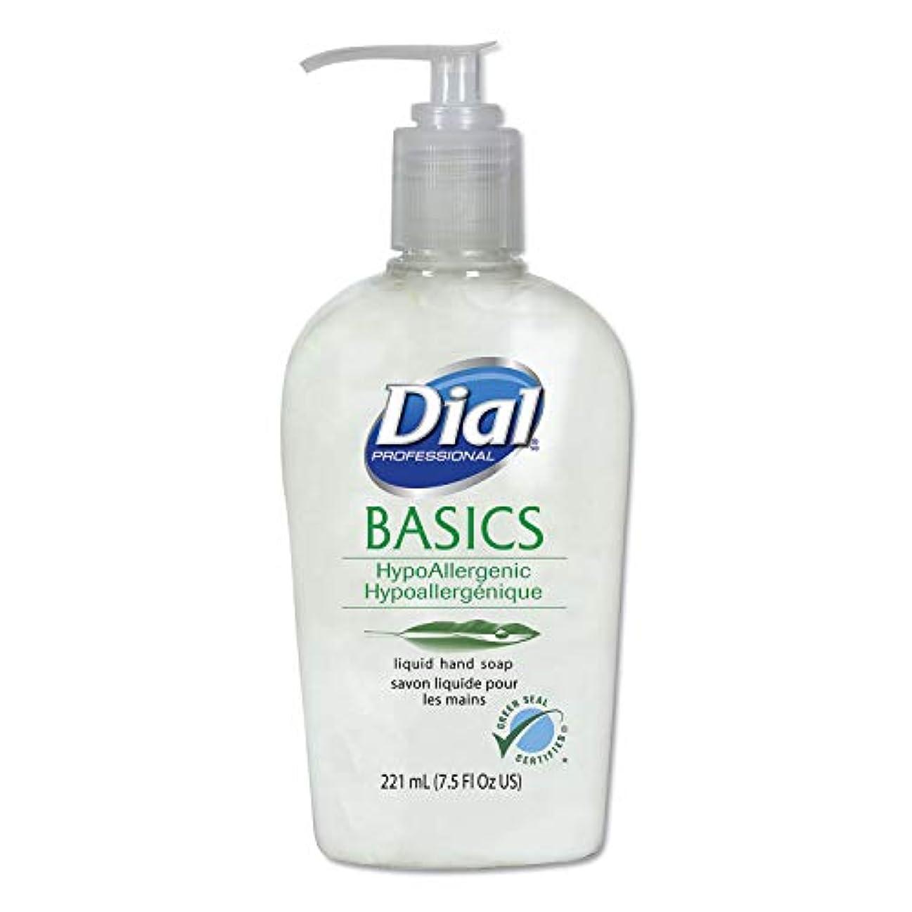 振動させる灌漑簡単なBasics Liquid Hand Soap, 7.5 oz., Honeysuckle (並行輸入品)