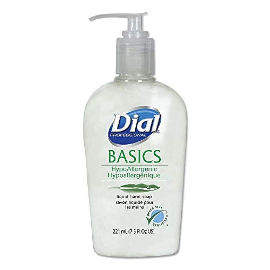 ポット横向き言い訳Basics Liquid Hand Soap, 7.5 oz., Honeysuckle (並行輸入品)