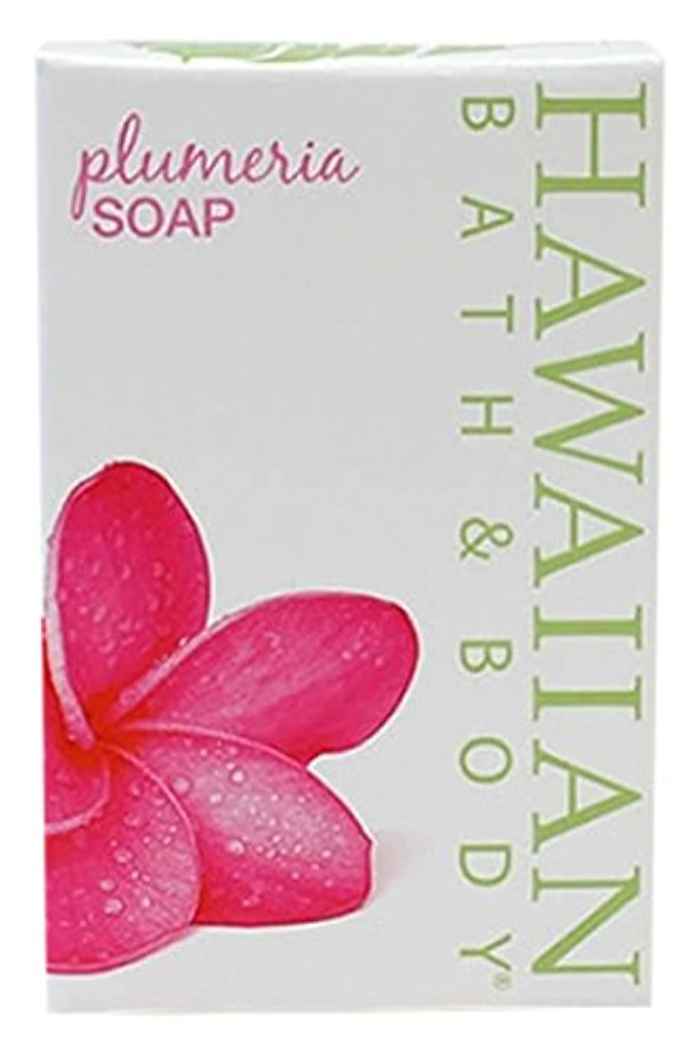 HAWAIIAN BATH & BODY SOAP プルメリア