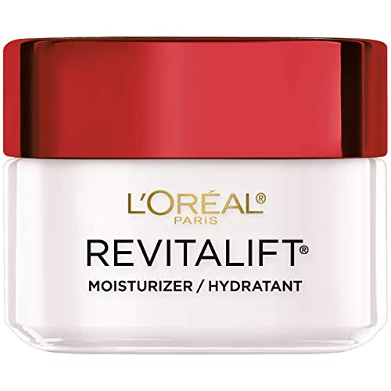 機械部族めまいがL'Oreal Paris Advanced RevitaLift Face and Neck Day Cream, 1.7 Ounce (並行輸入品)