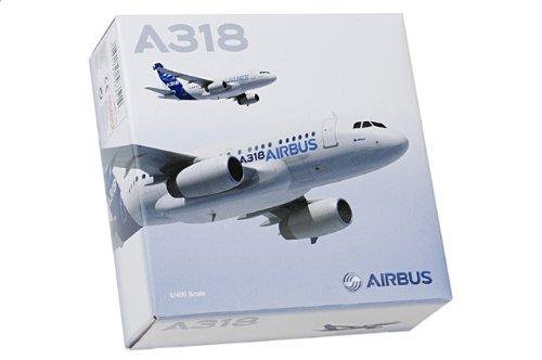 1:400 ドラゴンモデルズ 56351 エアバス A318 ダイキャスト モデル エアバス インダストリ 2011 コーポレイト モデル【並行輸入品】