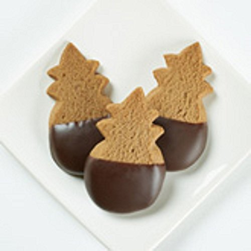 Honolulu Cookie ホノルルクッキー チェストボックス バラ売り 【並行輸入品】 (DarkChocolateKonaCoffee, 5枚入)
