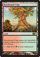 Magic: the Gathering - Rootbound Crag - Magic 2011 - Foil