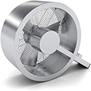 Stadler Form SF Q FAN, STAINLESS STEEL Floor Fan