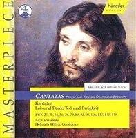 Cantatas-lob Und Dank, Tod Undewigkeit: Rilling(Cond)