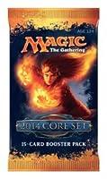 英語版 M14 マジック基本セット2014 ブースターパック Magic 2014 Core Set Booster Pack マジック・ザ・ギャザリング mtg