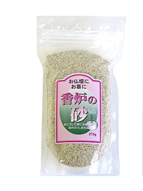 中毒ライム拡散するララ 香呂の砂 大 270g