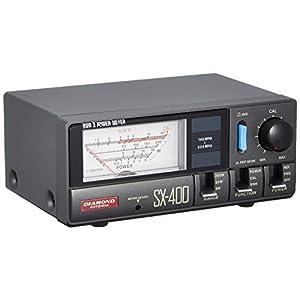 第一電波工業 ダイヤモンド SX400 通過型SWR・パワー計 140~525MHz SX400