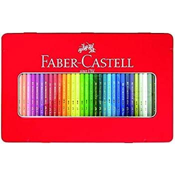 ファーバーカステル 水彩色鉛筆 平缶 36色セット TFC-WCP/36C