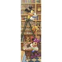 ぎゅっと456ピース ディズニー ふたりのブックカフェ(18.5cmx55.5cm)