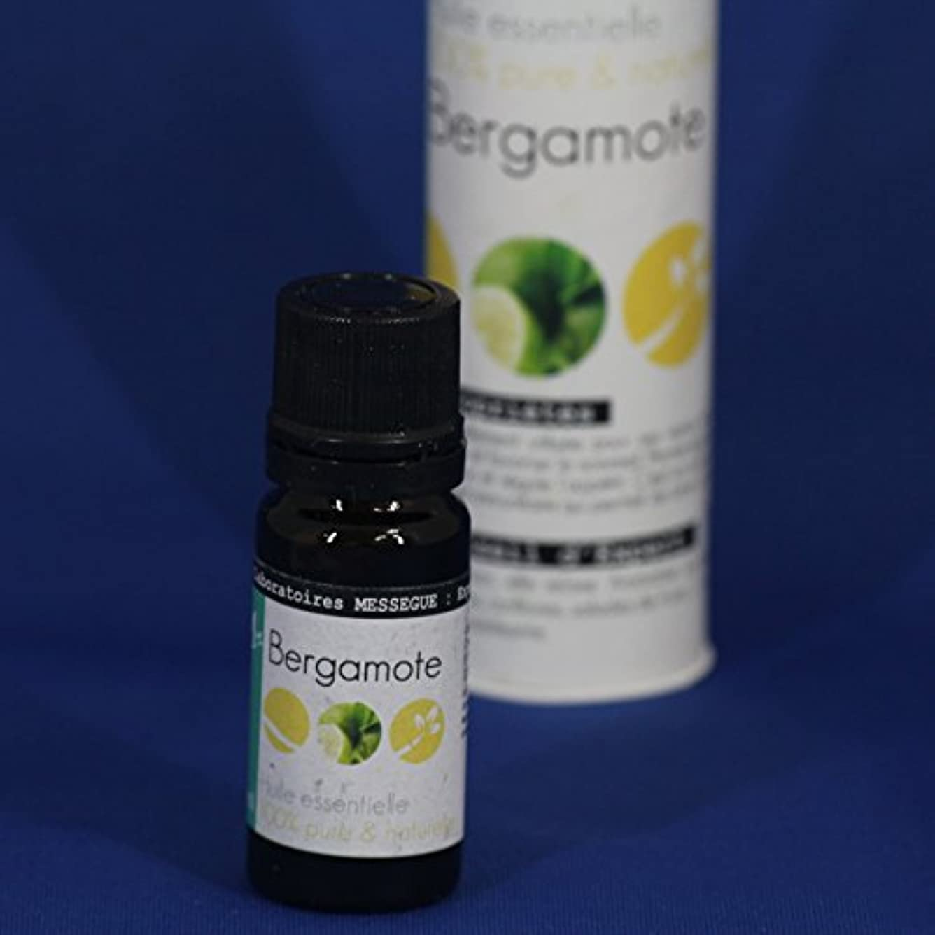 暗い申し込むまたねLabaratoires MESSEGUE Huile essentieiie  100%pure&naturelle Bergamote モーリスメセゲ エッセンシャルオイル ベルガモット