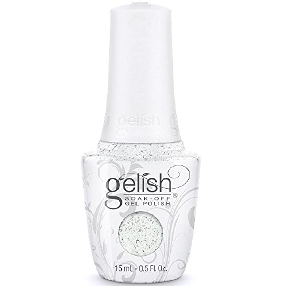 値下げあからさまあなたのものHarmony Gelish Gel Polish - 2017 Little Miss Nutcracker- Silver In My Stocking - 0.5oz/15ml